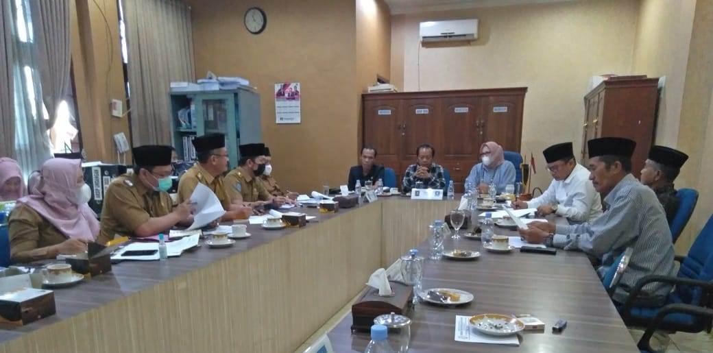 PU Kota Bengkulu Usulkan 140 M Prioritaskan Kantor & Penanggulangan Bencana Banjir