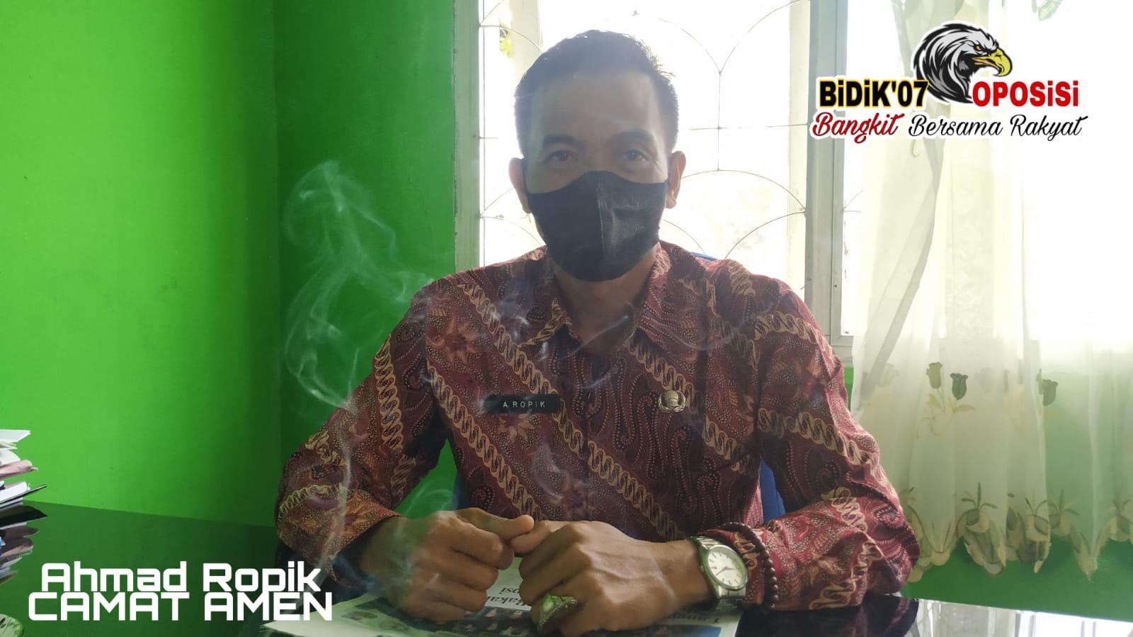 Ahmad Ropik : Pembangunan Irigasi Melibatkan Desa Butuh Regulasi