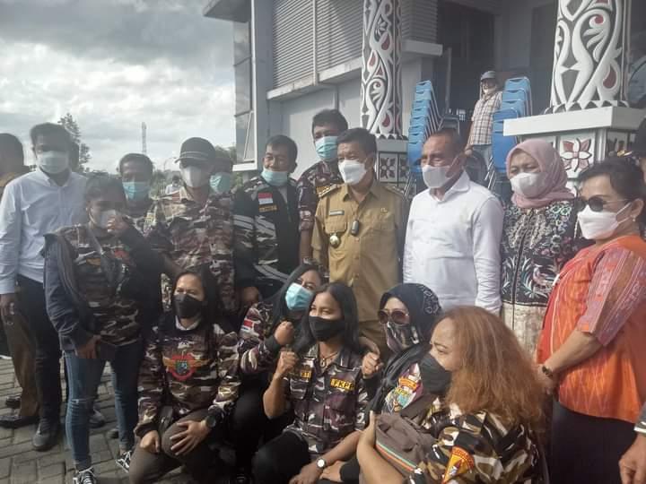 "Jalan Provinsi Rusak Parah Di Simalungun, Edi Rahmayadi : ""Kadis PU, Besok Mulai Kerjakan Itu"""