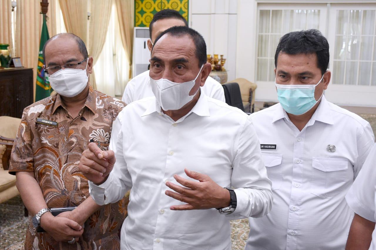 13 Instruksi Gubernur Tentang Perpanjangan PPKM di Sumut