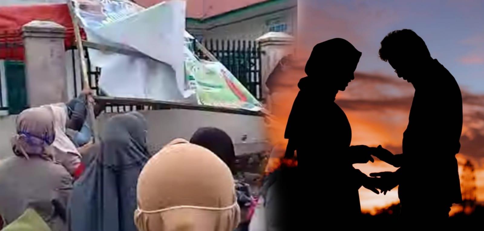 "Gara-Gara WIL, Kades DD, Dan ""Penyalahgunaan Dana Desa"" Diminta Mundur"