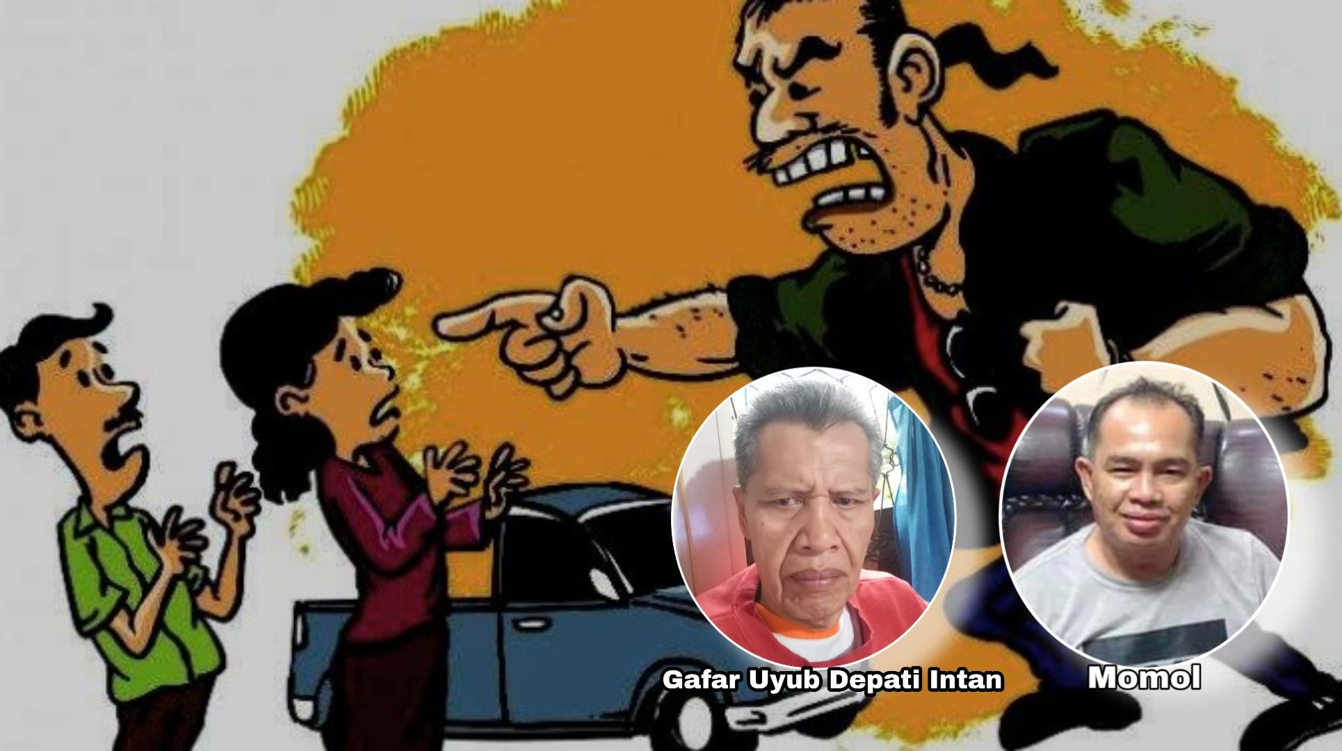30 September Malam yang Mencemaskan, Wartawan BEO.co.id Edwar Mulfen