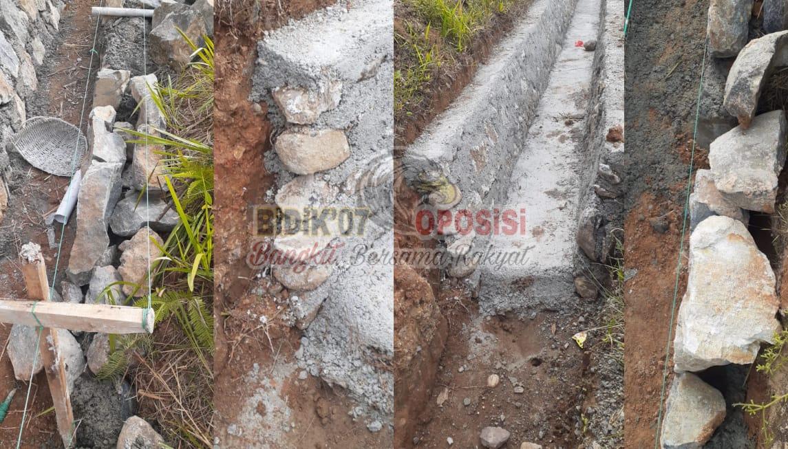 """Harmo (Ketua Aliansi Bumi Sakti) :  Pekerjaan Jalan Nasional Sungai Penuh-Batas Sumbar, """"Harus Dibongkar?"""""""