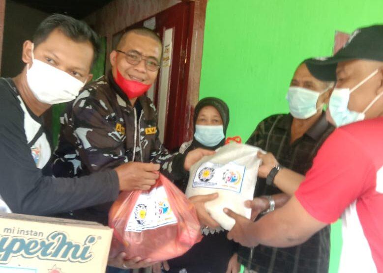 DPD AMPI Simalungun Adakan Bakti Sosial Kepada Penderita Lumpuh & Penyakit Menahun