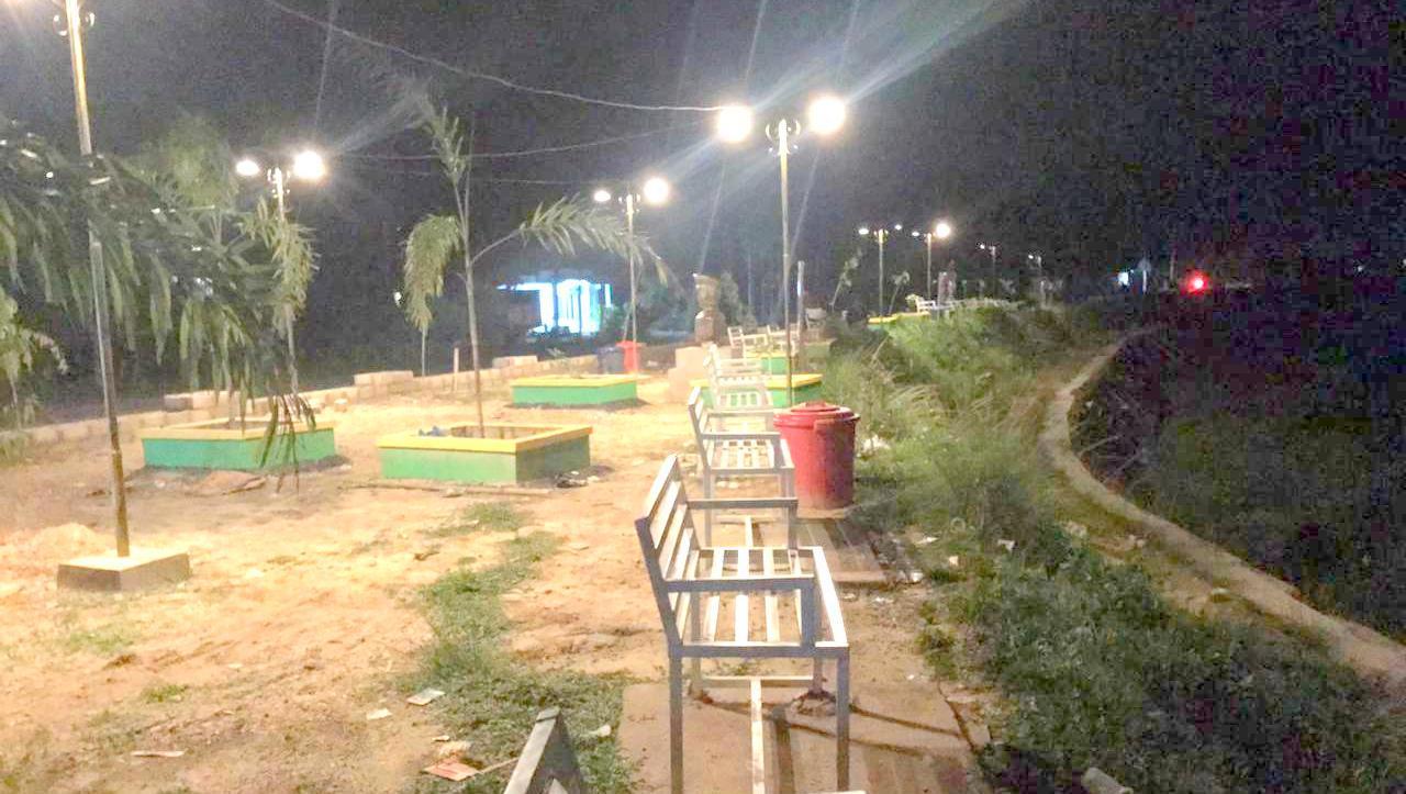 Taman Kenagarian Tabek Peduli Adat dan Budaya